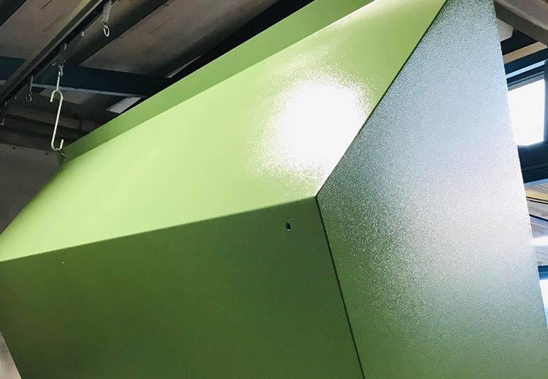Huendgen GmbH Pulverbeschichtung
